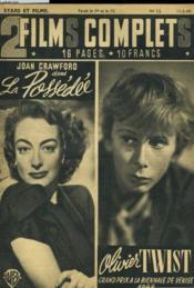 2 Films Complets N°22 - La Possedee - Couverture - Format classique