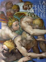 La chapelle Sixtine révélée - 4ème de couverture - Format classique