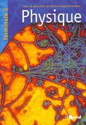 Physique-chimie terminale s - Intérieur - Format classique