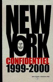 New York Confidentiel 1999-00 - Intérieur - Format classique