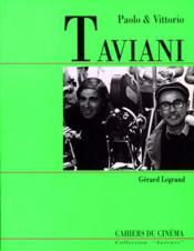 Paolo et Vittorio Taviani - Couverture - Format classique