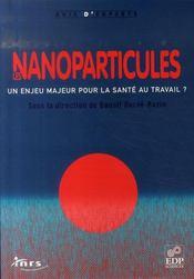Les nanoparticules - Intérieur - Format classique