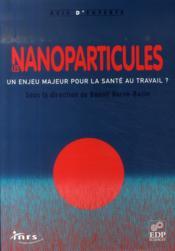 Les nanoparticules - Couverture - Format classique
