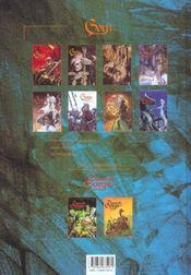 Gorn t.6 ; d'entre les morts - 4ème de couverture - Format classique