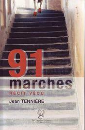 91 marches - Intérieur - Format classique