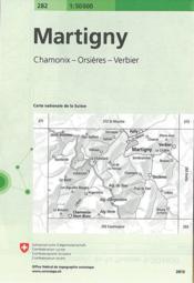Martigny - Couverture - Format classique