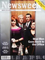 Newsweek N°13 du 26/03/2012 - Couverture - Format classique