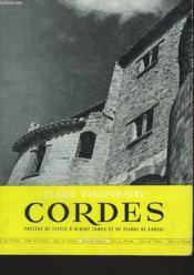 Cordes-En-Albigeois Precede De Textes D'Albert Camus Et De Pierre De Gorsse. - Couverture - Format classique