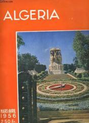 Algeria. - Couverture - Format classique