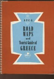 Road Maps And Tourist Guide Of Greece - Couverture - Format classique