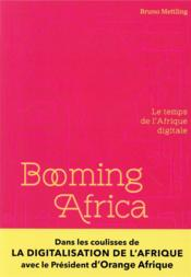 Vente  Booming Africa  - Bruno Mettling