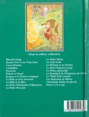 3 Petits Cochons (Les) - 4ème de couverture - Format classique