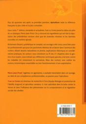 Apiculture ; connaitre l'abeille, conduire le rucher (7e édition) - 4ème de couverture - Format classique