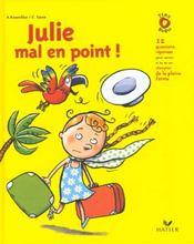 Julie mal en point - Intérieur - Format classique