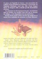 Les ch'tits hommes libres ; un roman du disque-monde - 4ème de couverture - Format classique