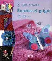 Broches et grigris - Intérieur - Format classique