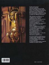 Le livre des belles portes - 4ème de couverture - Format classique