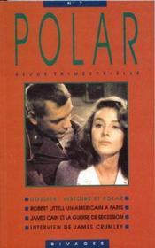 Revue Polar N.7 ; Histoire Et Polar - Couverture - Format classique
