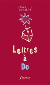 Lettres A Do - Couverture - Format classique