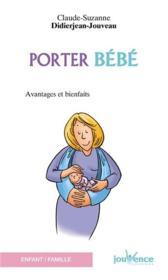 Porter Bebe N.121 - Couverture - Format classique