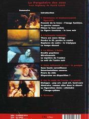 Le Purgatoire Du Sens ; Lost Highway De David Lynch - 4ème de couverture - Format classique