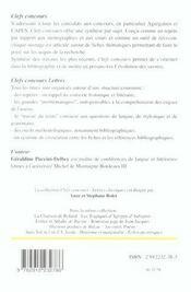 De Magia D'Apulee - 4ème de couverture - Format classique