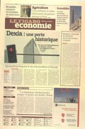 Figaro Economie (Le) N°21015 du 24/02/2012 - Couverture - Format classique