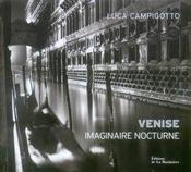 Venise, imaginaire nocturne - Intérieur - Format classique