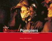 Sapeurs-pompiers, le secours au quotidien - Couverture - Format classique