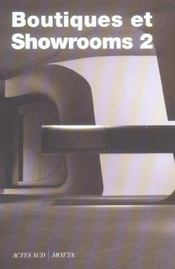 Boutiques et showrooms 2 - Intérieur - Format classique