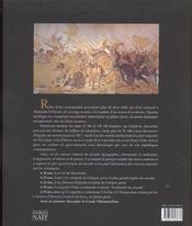 Alexandre le grand ; l'homme dieu - 4ème de couverture - Format classique