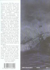 La chute d'île-rien ; chasseurs de sorciers - 4ème de couverture - Format classique