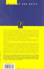 Les Nouveaux Possedes - 4ème de couverture - Format classique