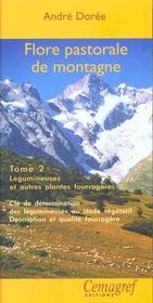 Flore pastorale de montagne. legumineuses et autres plantes fourrageres t2 - Intérieur - Format classique