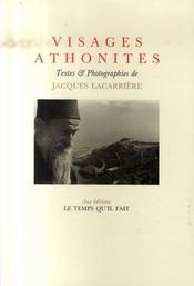 Visages athonites - Intérieur - Format classique
