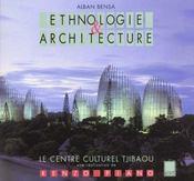 Architecture et ethnographie tjibaou - Intérieur - Format classique