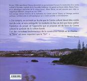 Architecture et ethnographie tjibaou - 4ème de couverture - Format classique