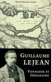 Guillaume lejean - Couverture - Format classique