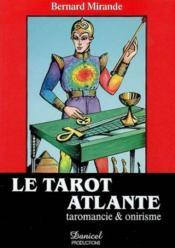 Le Tarot Atlante - Taromancie Et Onirisme - Couverture - Format classique