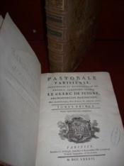Pastorale pariseinse. - Couverture - Format classique