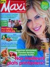 Maxi N°1326 du 26/03/2012 - Couverture - Format classique