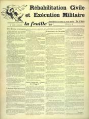 Feuille De Zo D'Axa (La) N°4 - Intérieur - Format classique