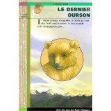 Le Dernier Ourson - Couverture - Format classique