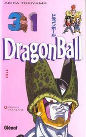 Dragon ball t.31 ; Cell - Intérieur - Format classique
