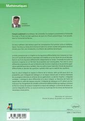 Calcul Differentiel Et Integral - 4ème de couverture - Format classique
