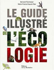 Le guide illustré de l'écologie - Couverture - Format classique
