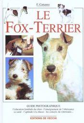 Fox-Terrier Guide Photo - Intérieur - Format classique