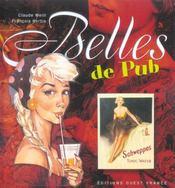 Belles de pub ; la femme dans la publicité - Intérieur - Format classique