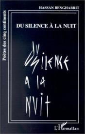 Du silence à la nuit - Couverture - Format classique