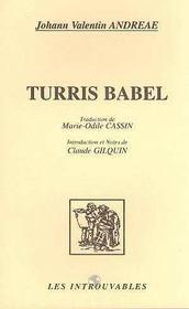 Turris Babel - Intérieur - Format classique